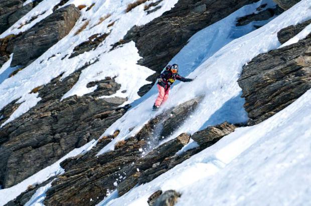 Núria Castán triunfa en Nueva Zelanda: tercera en The Remarkables y primera en Mt. Olympus