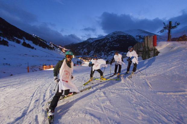 La noche más trepidante del año llega a Vall de Núria, ¿te la vas a perder?