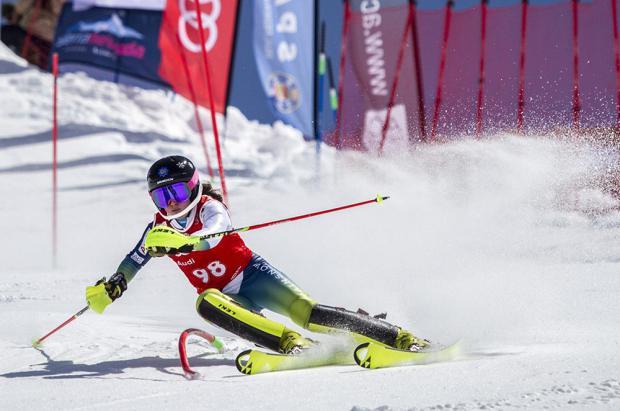 Baqueira acoge los Campeonatos de España Absolutos FIS de esquí con corredores de 12 países