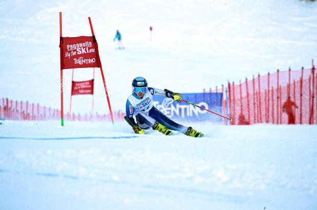 Núria Pau consigue un meritorio sexto puesto en el gigante de Pfelders