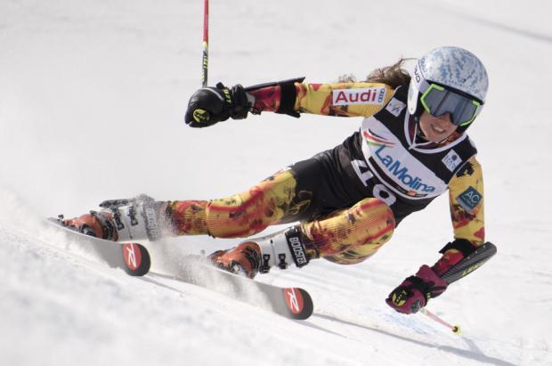 Arranca la Copa de Europa FIS de esquí alpino femenino en La Molina