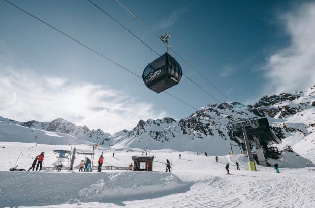 Las Navidades de Arcalís se cierran con un aumento del 5% de esquiadores hasta los 33.600