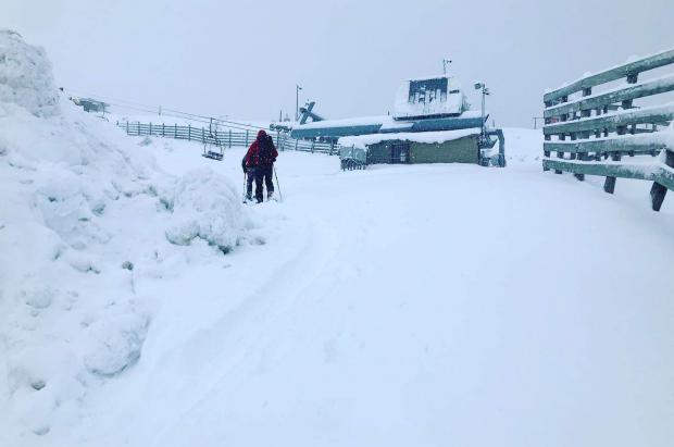 Valgrande-Pajares y Fuentes de Invierno abrirán a partir del lunes 4 de enero con limitación de aforo