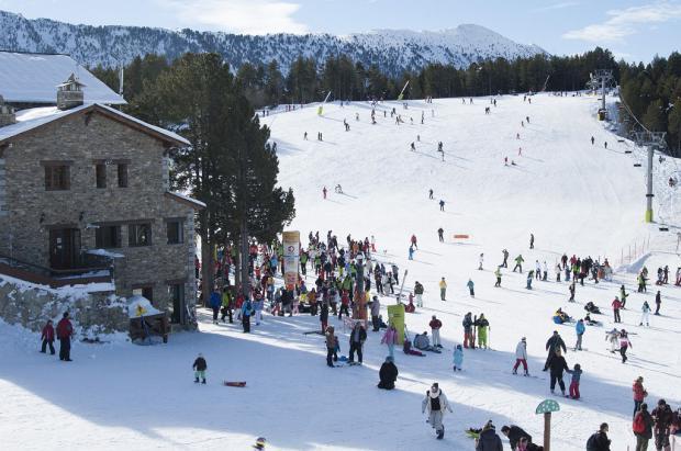85.000 esquiadores han pasado por Vallnord estas Navidades