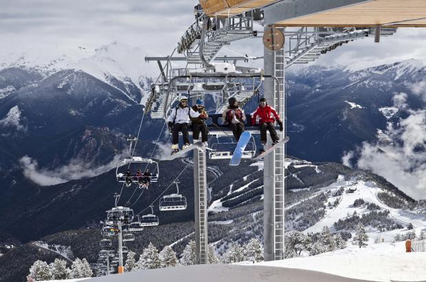 Vallnord – Pal Arinsal ofrecerá el 100% de sus pistas abiertas e inaugurará el Snowpark
