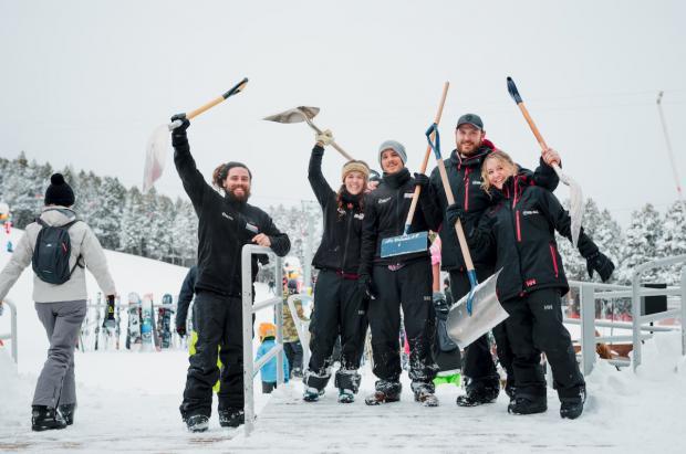Empiezan a llegar los trabajadores de temporada a las estaciones de esquí andorranas
