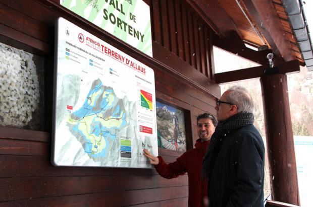 Andorra amplía la información sobre itinerarios y peligro de aludes para practicantes de skimo