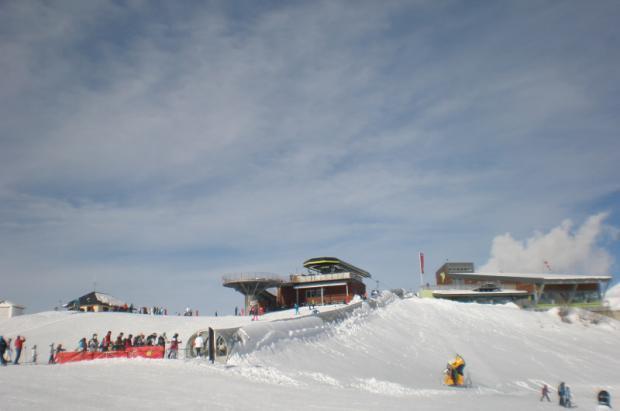 Las estaciones de Aramón presentan 205 km esquiables este fin de semana