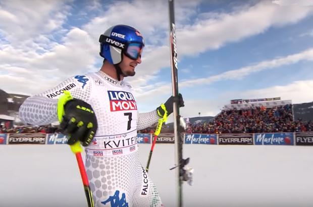 Dominik Paris vuela en el descenso de Kvitfjell