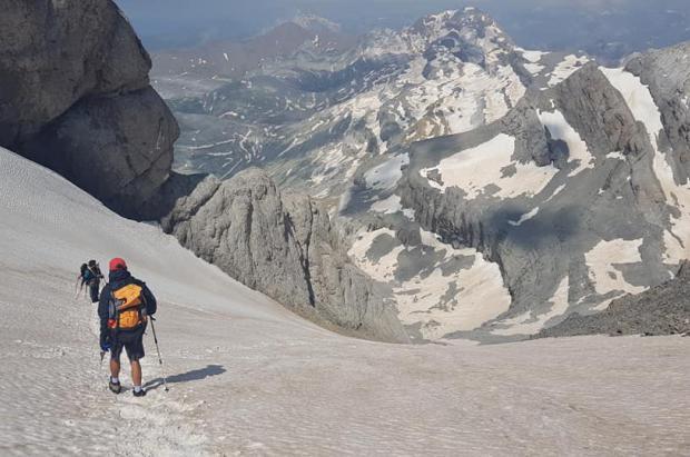 Aragón triplica el número de personas fallecidas en la montaña este verano
