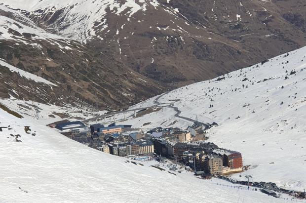Positivo por coronavirus de un esquiador que sufrió un infarto en el Pas de la Casa
