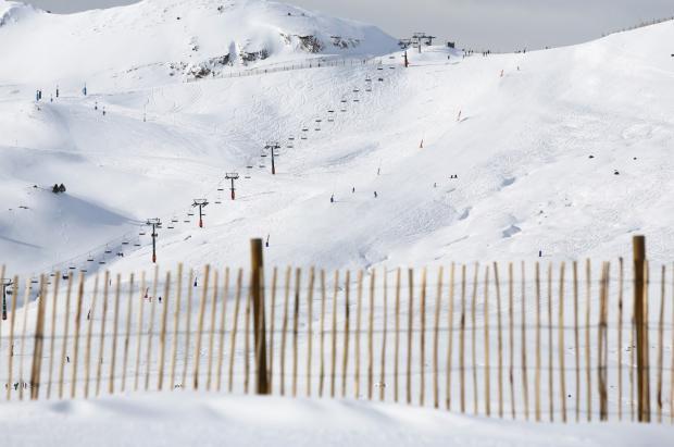 Grandvalira acelera y llega a los 130 km esquiables por Navidad