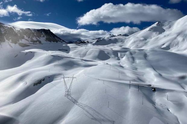 El Equipo Nacional de Esquí italiano entrenará en Stelvio durante el mes de junio