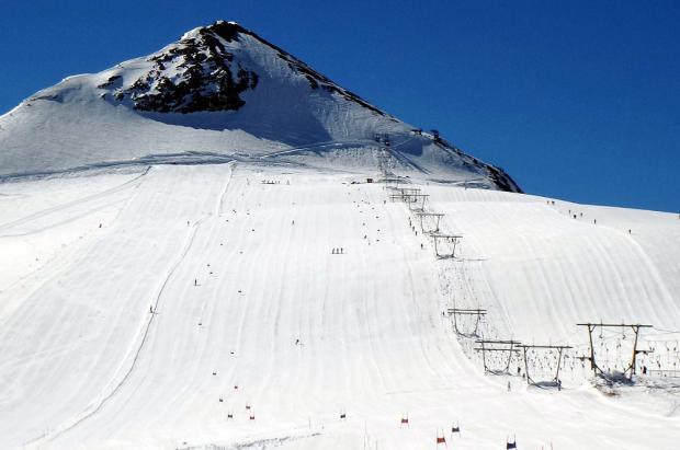 Passo Stelvio aplaza la apertura del esquí de verano hasta el 12 de junio