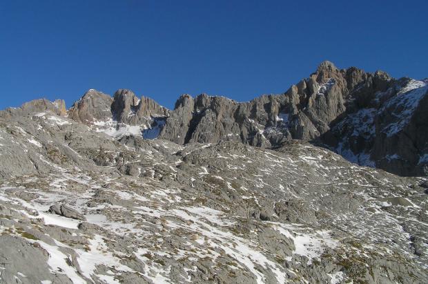 Montañero inglés desaparecido en Picos de Europa hace tres días