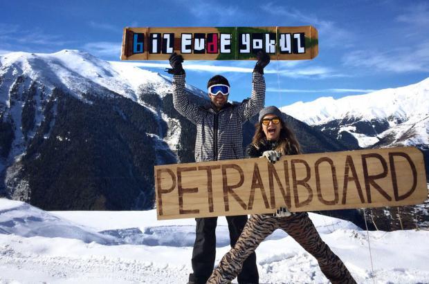 ¿Se inventó el Snowboard hace 300 años?