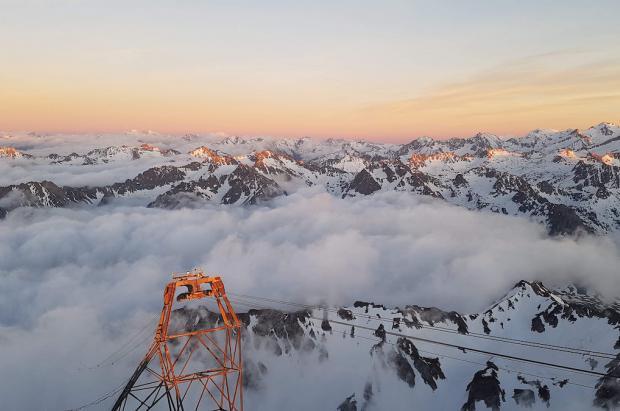 Estaciones de esquí francesas quieren un nuevo modelo frente al calentamiento global