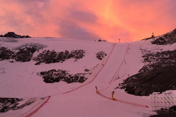 Sölden está lista para abrir la Copa del Mundo de esquí, que repartirá más dinero en premios
