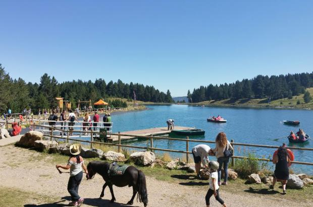 Las estaciones de esquí del Grupo FGC despiden el verano con brillantes resultados