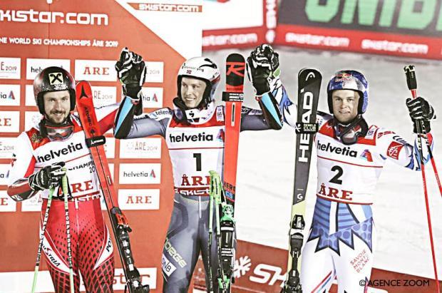La noche brinda el campeonato del Mundo de Gigante al noruego Henrik Kristoffersen