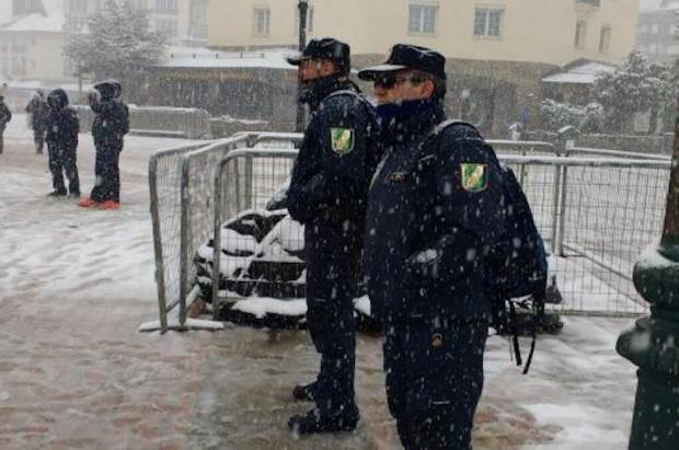 Las denuncias por drogas en Sierra Nevada triplican las de las pistas de Aragón