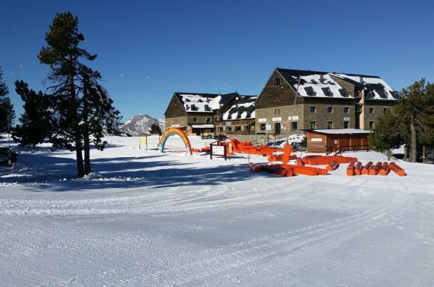 La Molina ya inició la temporada de invierno el pasado viernes 27 de noviembre.