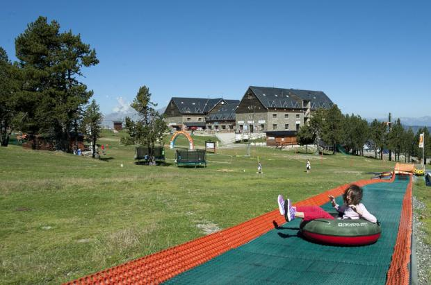 Balance de un verano cada vez más importante en las estaciones de esquí