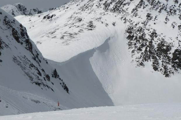 Un fallecido practicando esquí de montaña en Arinsal