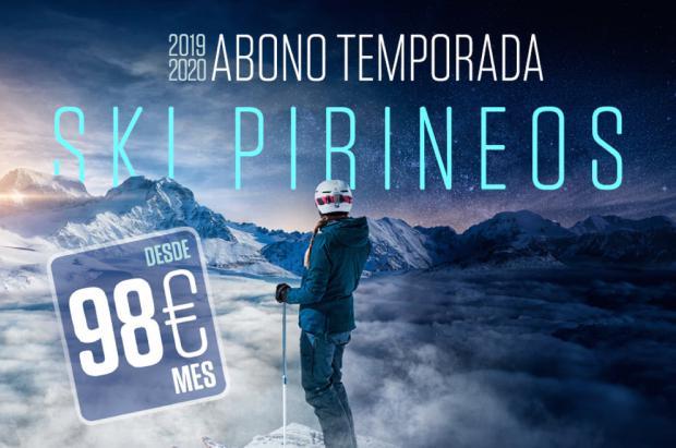 Ski Pirineos: el forfait más grande de España llega a los 390 km esquiables
