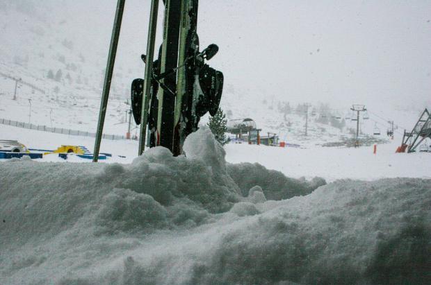Porté Puymorens abrirá al 100% su dominio esquiable con hasta 90 cm de nieve