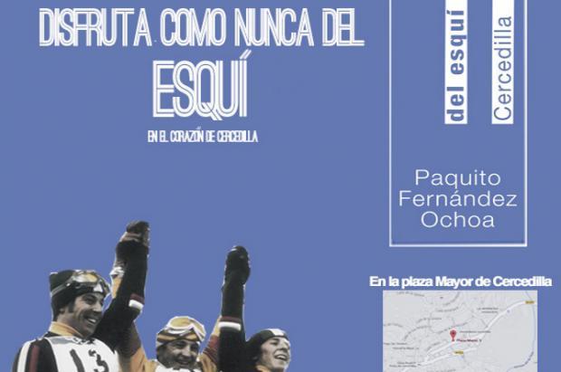 """El Museo del Esquí """"Paquito Fernández Ochoa"""" abre por fin sus puertas"""