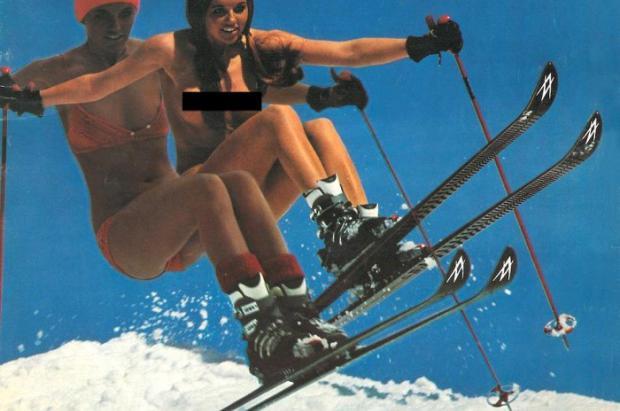 Esquí en bolas: Las polémicas escenas de la película 'Valhalla'