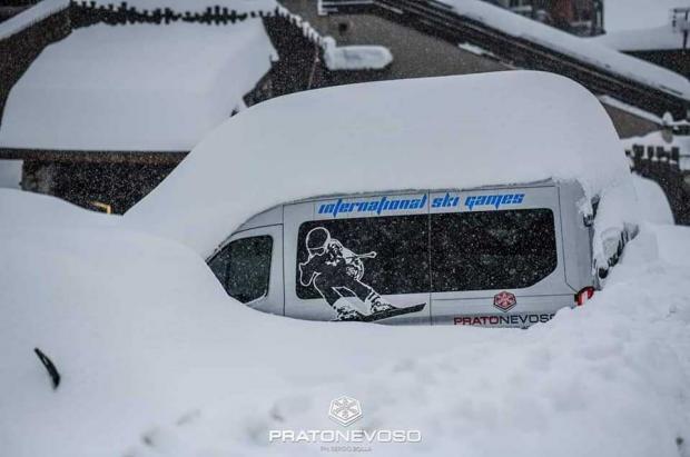 Las nevadas récord provocan uno de los mejores inicios de temporada de las estaciones alpinas