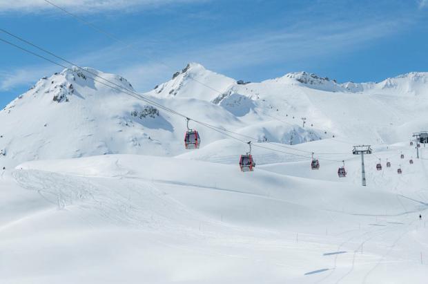 Este fin de semana ha comenzado el esquí de verano en Italia