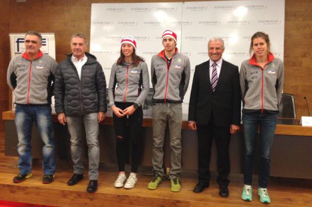 La catalana Laura Orgué se incorpora a la Federación Andorrana de Esquí