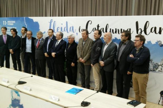 La nieve de Lleida presenta la temporada de invierno