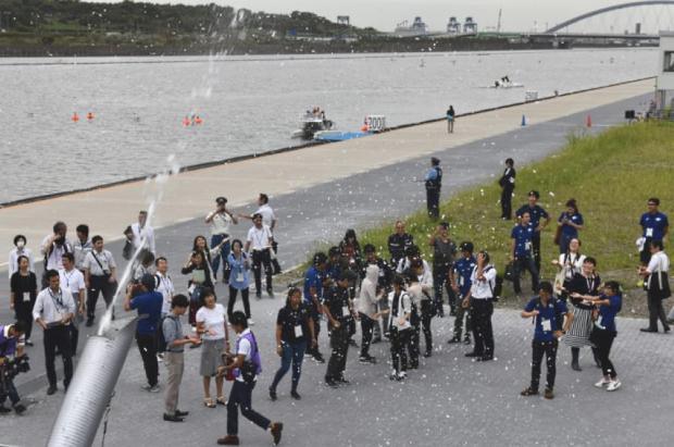 Los JJ.OO. de verano de Tokio 2020 utilizarán cañones de nieve artificial para paliar el calor