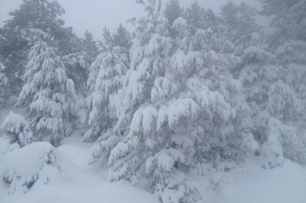 La estación Punto de Nieve Santa Inés reabre mañana sus puertas