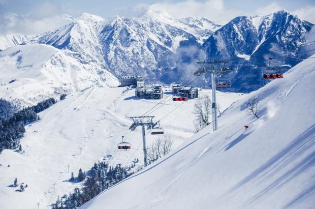 El Pirineo francés invierte más de 17 millones en novedades para la temporada de esquí 2019-20