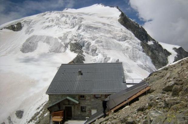 Tragedia en los Alpes suizos: 6 montañeros mueren de frío y otros 5 están ingresados