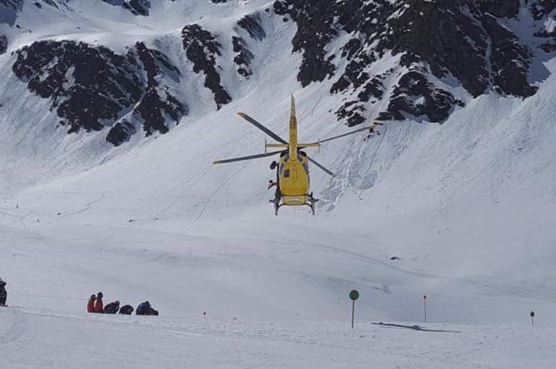 Andorra estudia cobrar por los rescates en montaña
