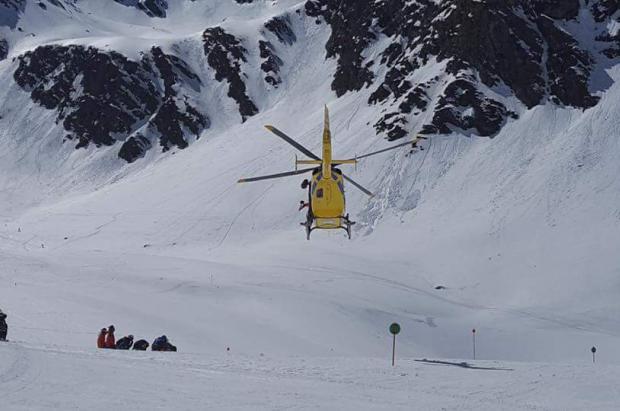 Accidente de esquí grave de un niño de 14 años en Ordino Arcalís