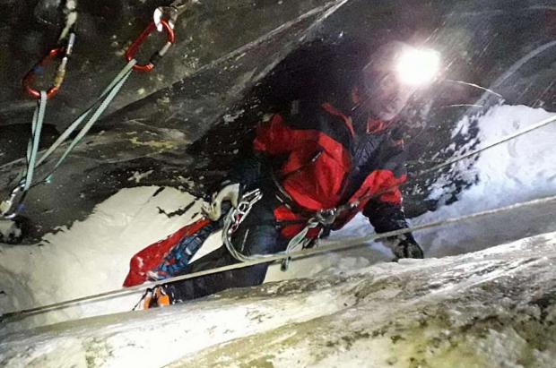 Rescatado muerto el esquiador que cayó en una grieta del glaciar Kitzsteinhorn, Austria