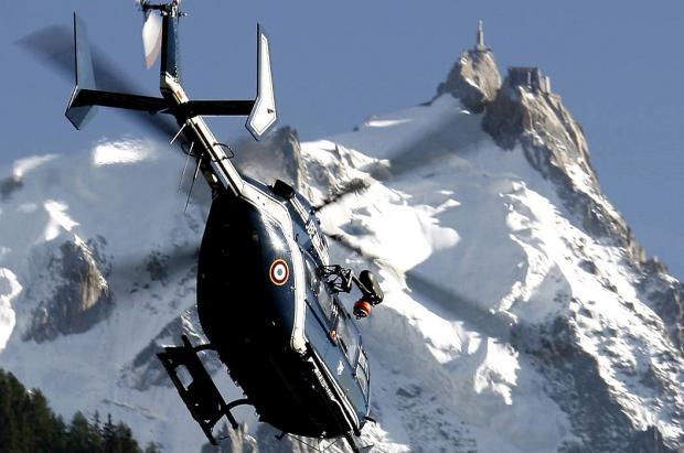 Montañero condenado por simular una congelación para ser rescatado con helicóptero
