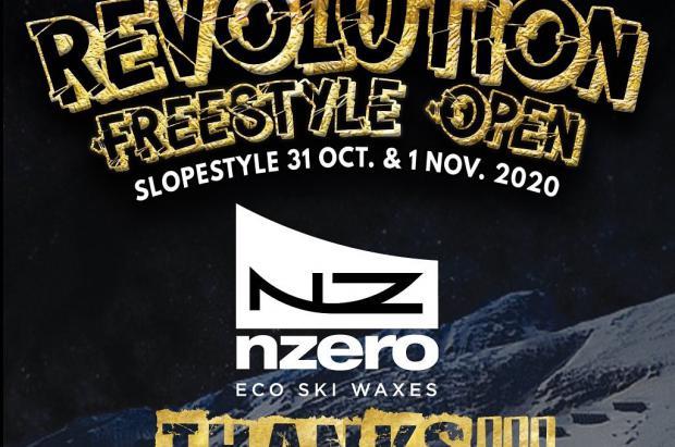Este fin de semana, Madrid SnowZone acoge la prueba FIS Revolution Freestyle Open