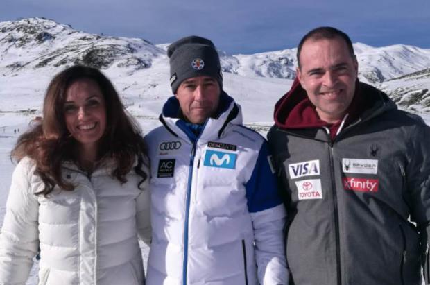 Toko y Swix mejoran el rendimiento de los esquís de RFDI