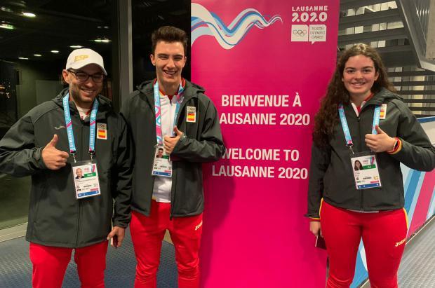 Llegan los Juegos Olímpicos de Invierno de la Juventud (YOG) 2020 a Lausana (Suiza)