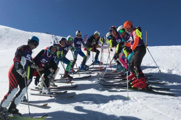La Copa España 2019 Másters de esquí alpino finaliza en Sierra Nevada