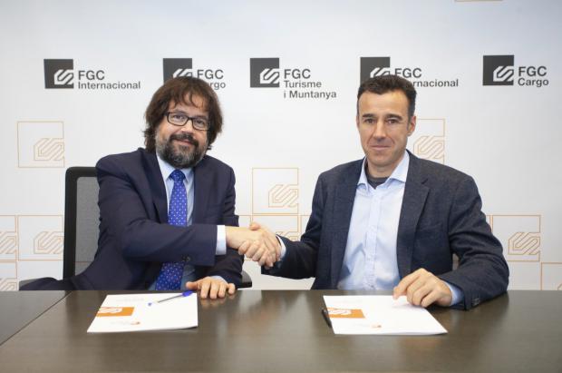 FGC y la RFEDI renuevan el convenio para la promoción de los deportes de invierno