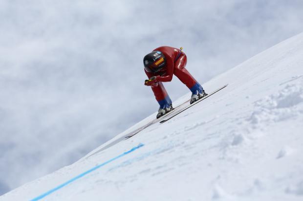 Ricardo Adarraga encadena su 4º título consecutivo del Campeonato de España de Speed Ski en Grandvalira